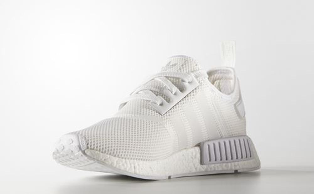 Adidas NMD R1 Triple White