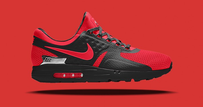10 Great Nike Air Max Zero iD Designs