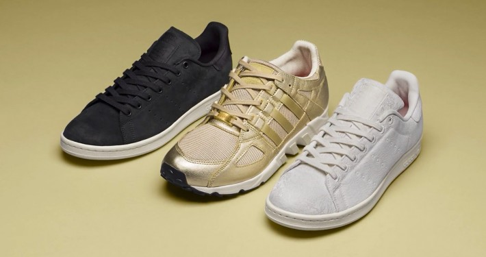 Adidas x Sneakersnstuff Celebrate Success Pack