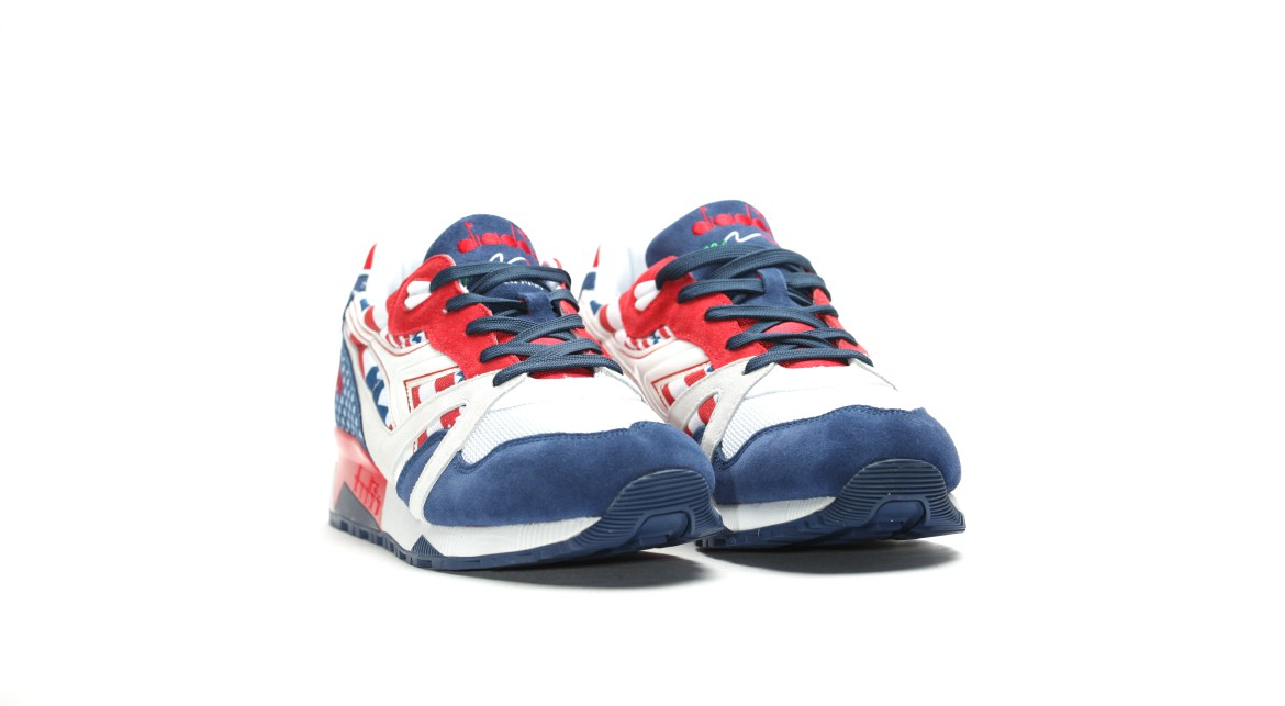 Diadora N9000 Flag Pack USA