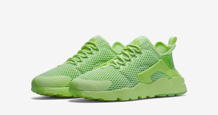 Nike Air Huarache Ultra BR Ghost Green