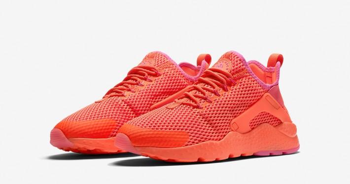 Nike Air Huarache Ultra BR Total Crimson