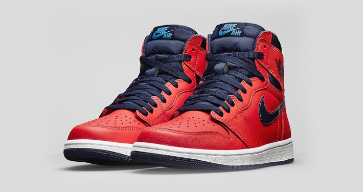 Nike Air Jordan 1 Retro OG Light Crimson