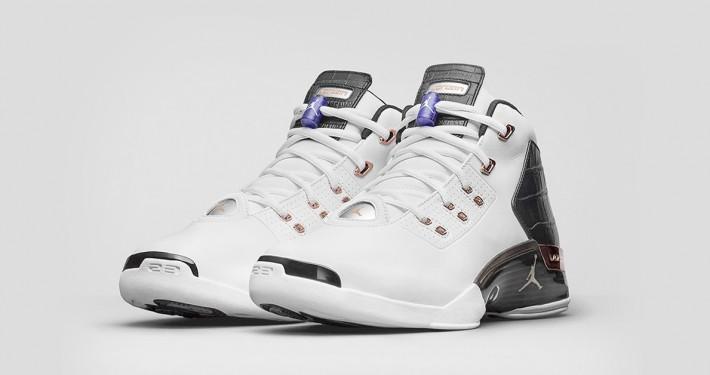 Nike Air Jordan 17+ Retro Copper