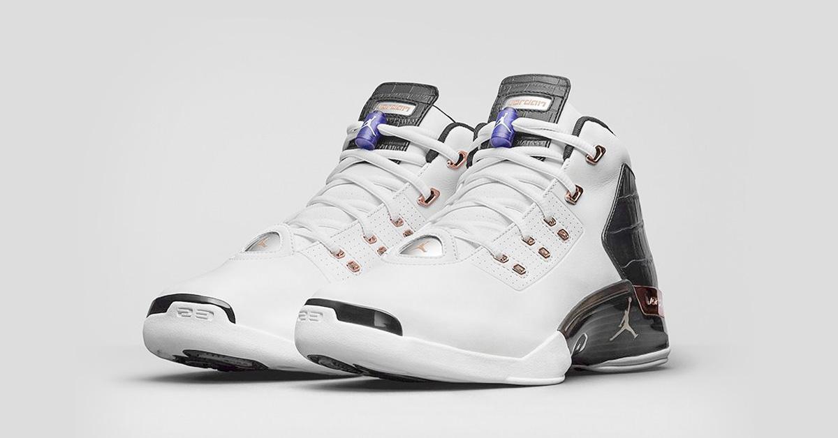 brak podatku od sprzedaży najlepsze trampki różne style Nike Air Jordan 17 Retro Copper - Next Level Kickz
