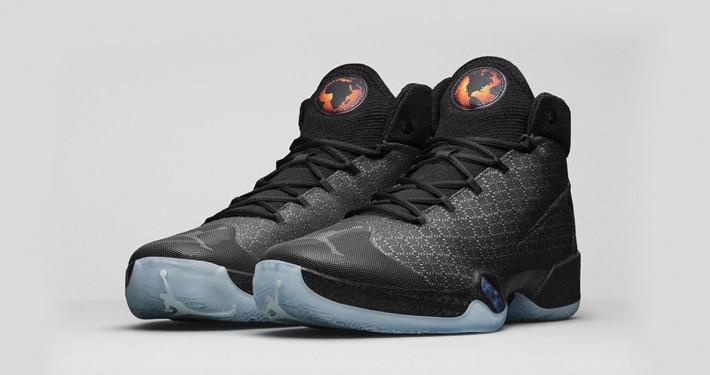 Nike Air Jordan XXX Black