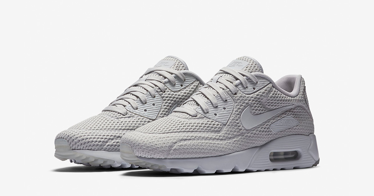 Nike Air Max 90 Ultra BR Pure Platinum Next Level Kickz
