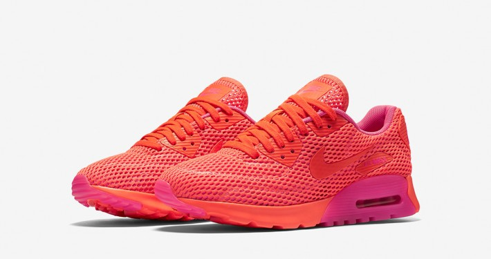 Nike Air Max 90 Ultra BR Total Crimson