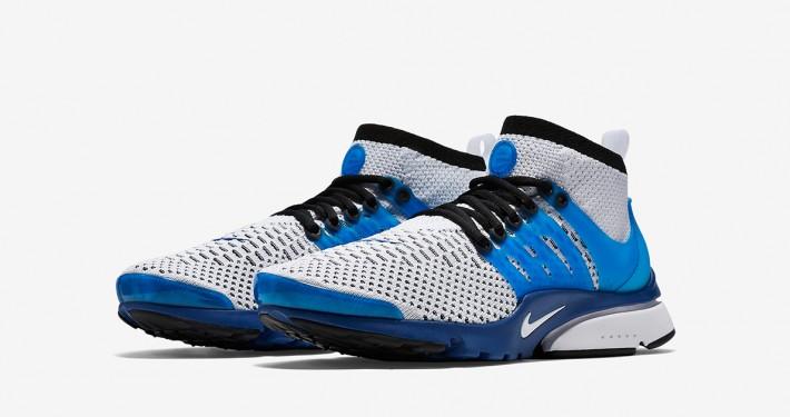 Nike Air Presto Ultra Flyknit Atlantic Blue