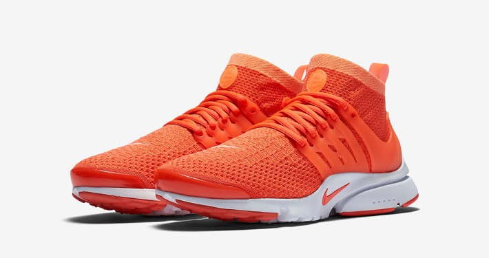 Nike Air Presto Ultra Flyknit Bright Mango