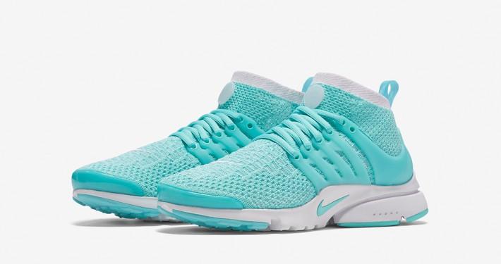 Nike Air Presto Ultra Flyknit Hyper Turquoise