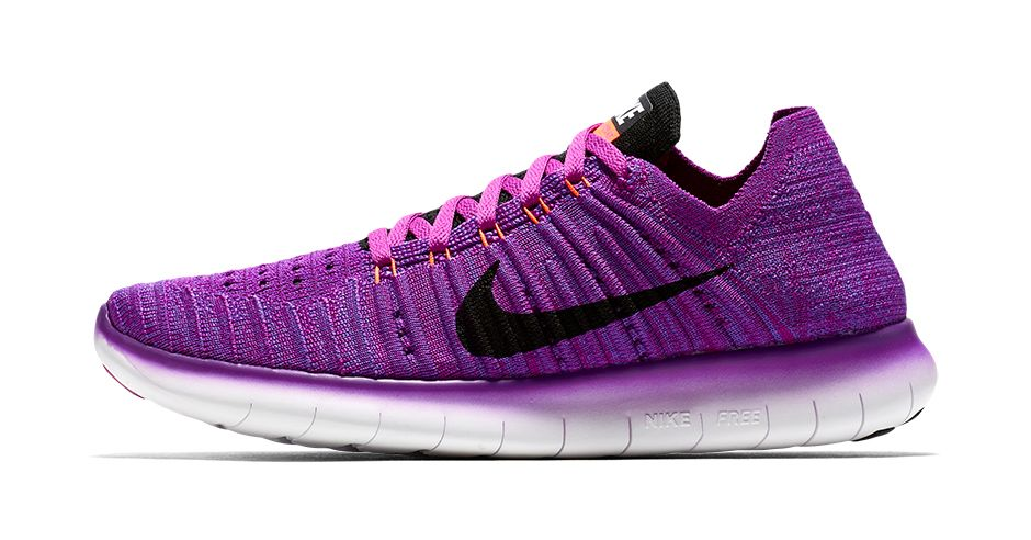 newest collection 4e249 5441b Nike Free RN Flyknit Hyper Violet - Next Level Kickz