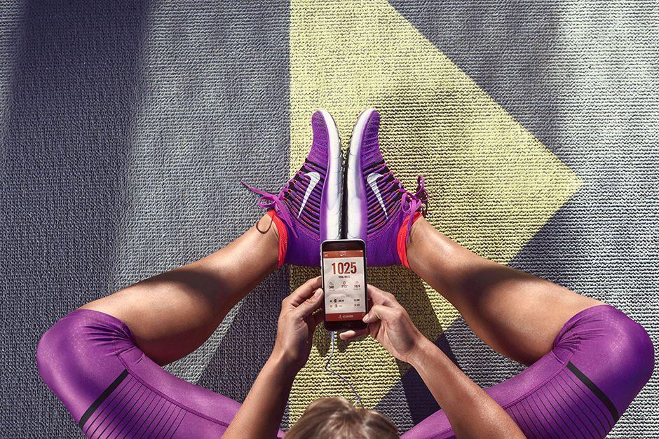 89b700578823 Nike Free RN Flyknit Hyper Violet - Next Level Kickz