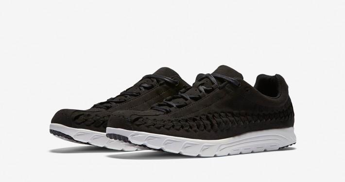 Nike Mayfly Woven Black