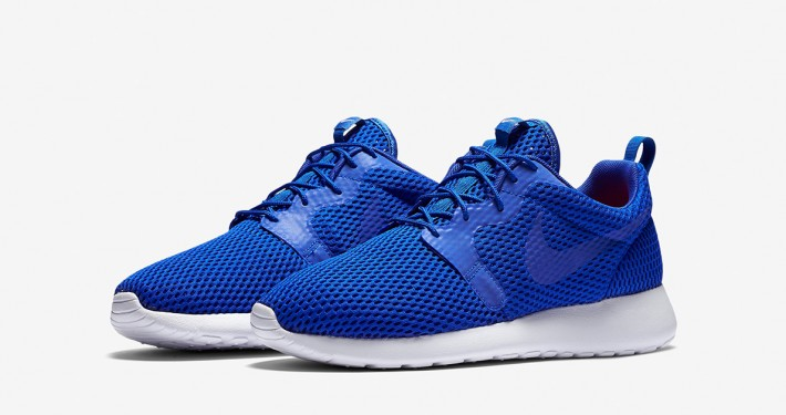 Nike Roshe One Hyperfuse BR Racer Blue