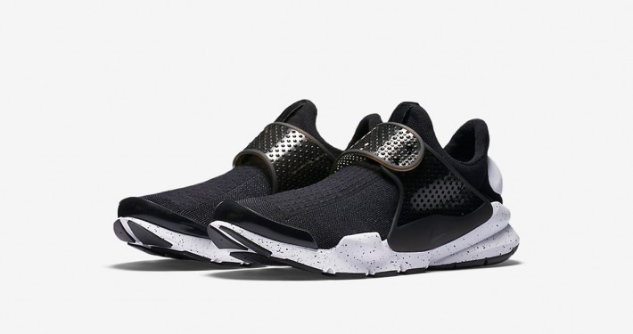 Nike Sock Dart SE Black White