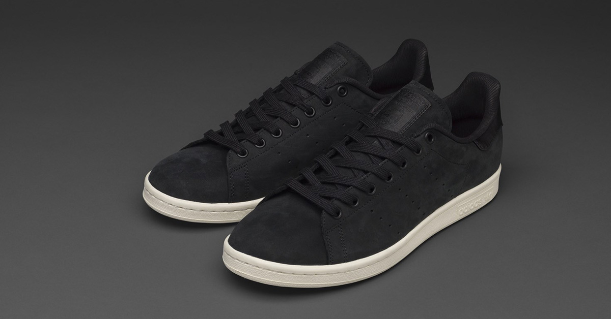 Sneakersnstuff x Adidas Stan Smith Tuxedo