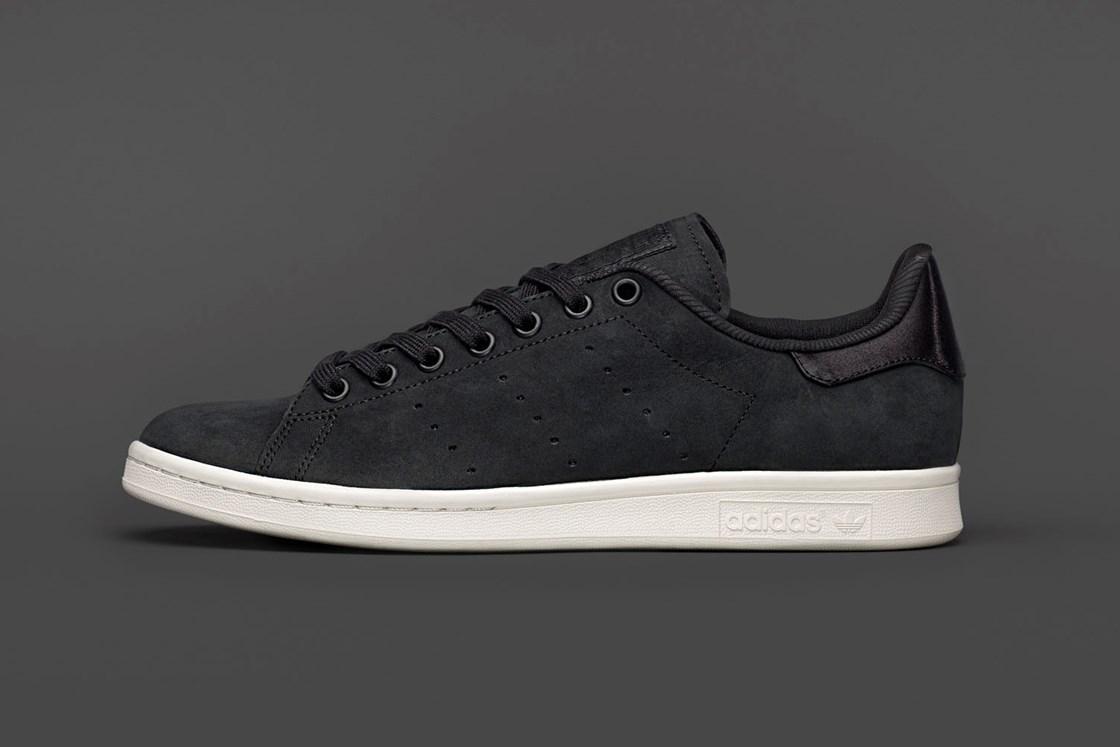 Sneakersnstuff x Adidas Stan Smith Tuxedo
