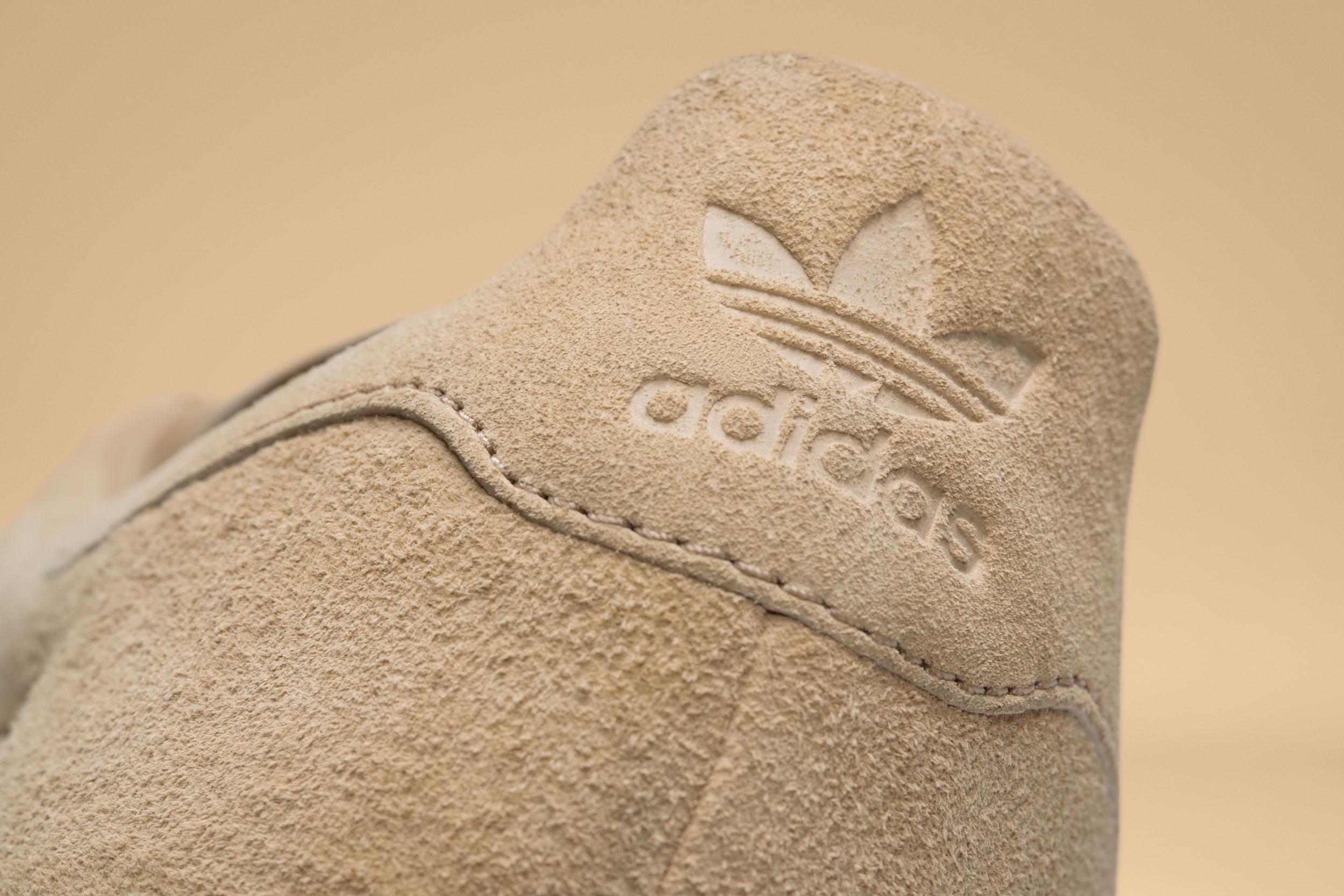 Adidas Samoa 'Pigskin Pack' Pale Nude