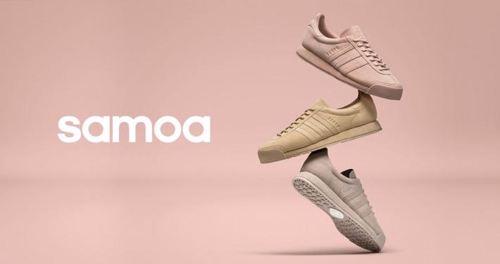 Adidas Samoa Pigskin Pack