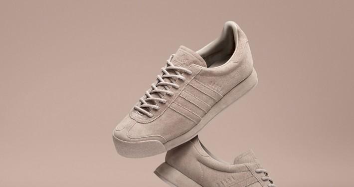 Adidas Samoa Vapour Grey
