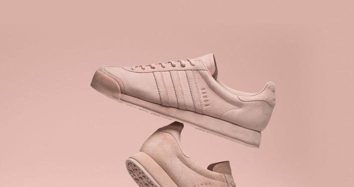 Adidas Samoa Vapour Pink