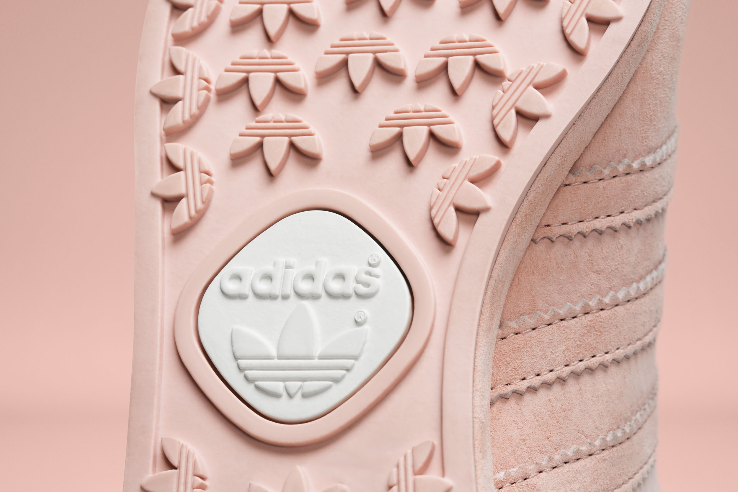 Adidas Samoa Pigskin Pack Vapour Pink