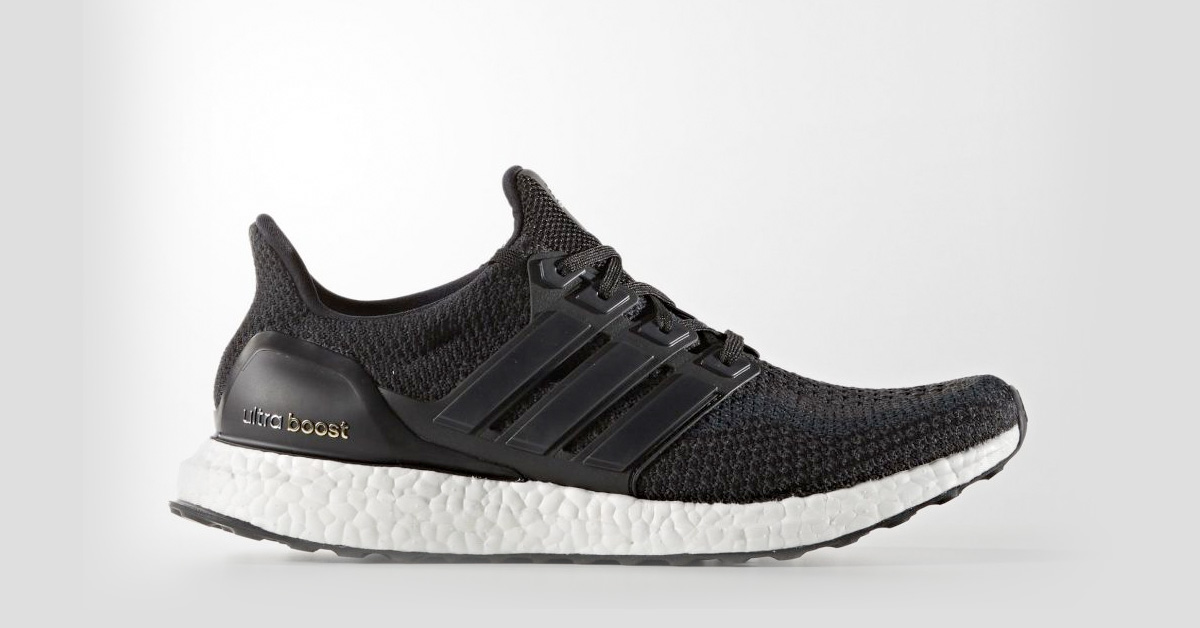 Adidas Ultra Boost Core Black 2016