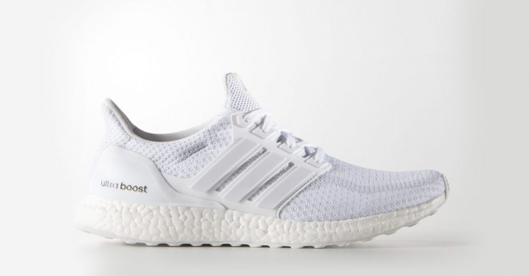 free shipping c57c1 b8f15 Adidas Ultra Boost Triple White V2 - Next Level Kickz