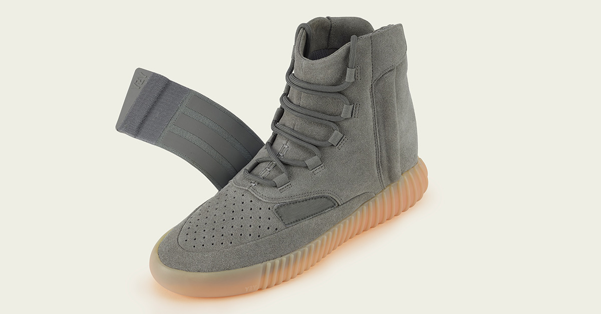 Adidas Yeezy Boost 750 Dark Grey
