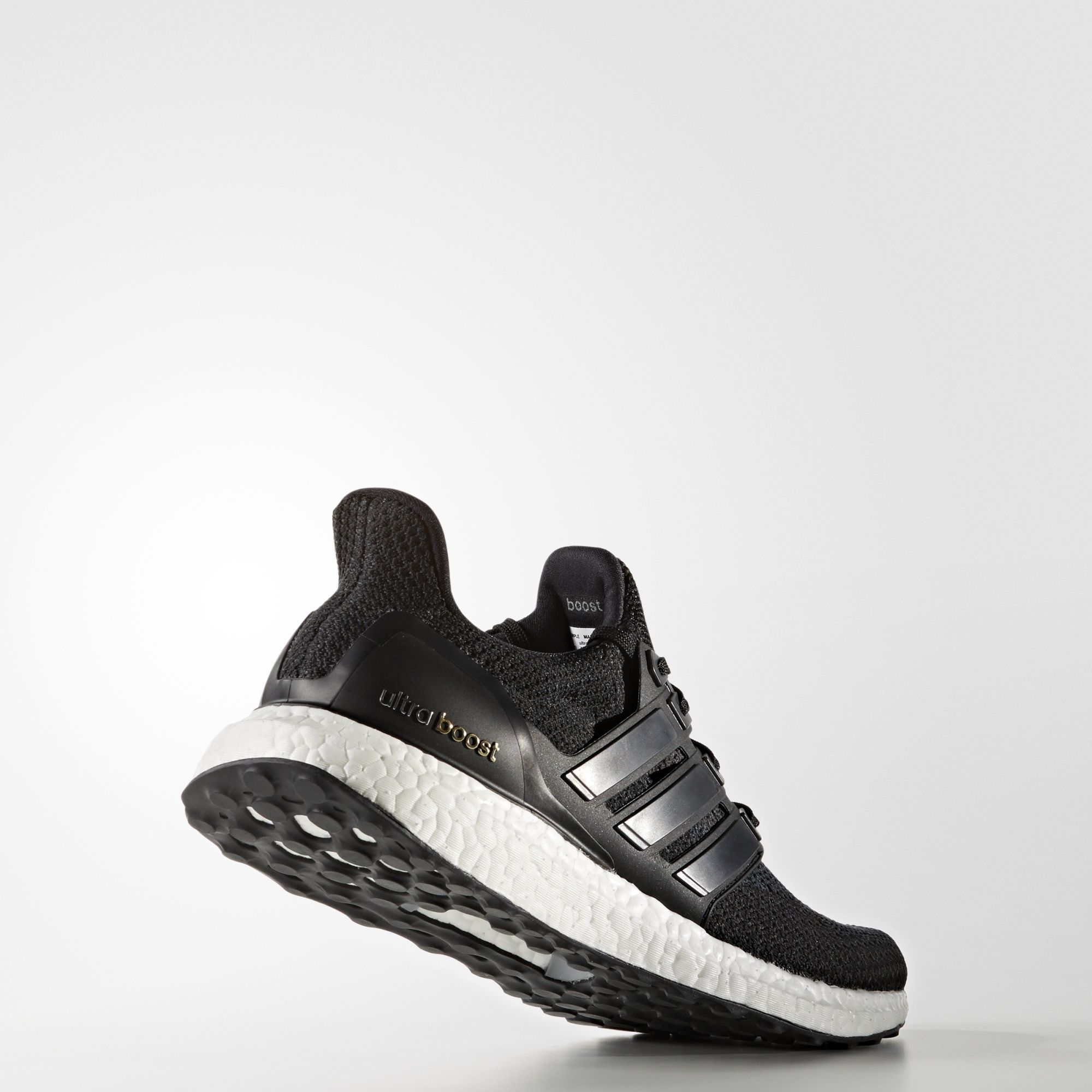 Adidas Ultra Boost Core Black 2016