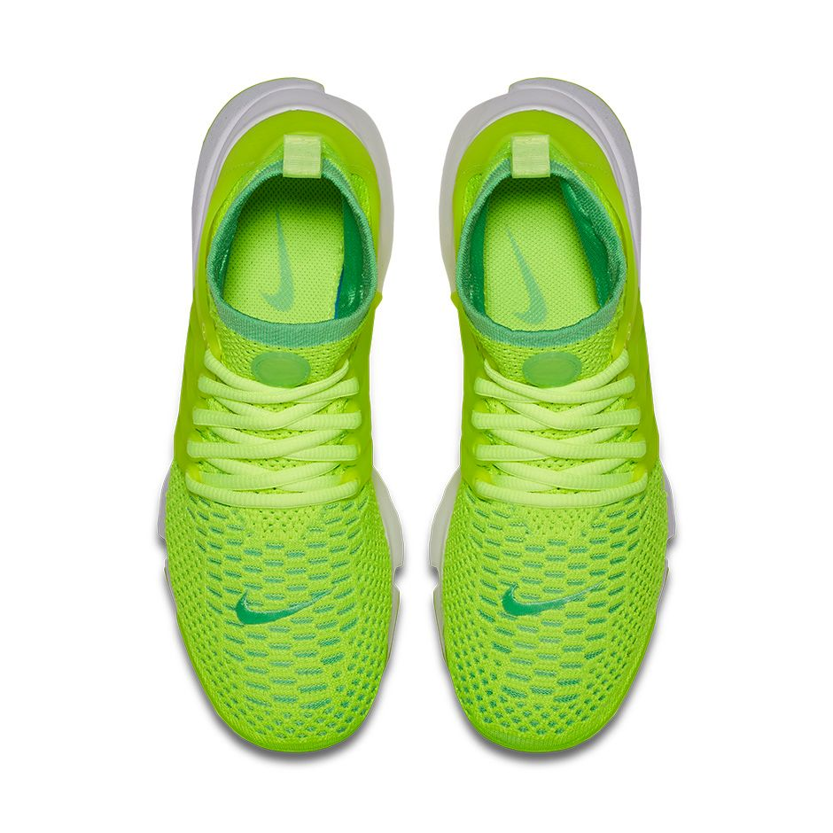 info for f4327 0187a Nike Air Presto Ultra Flyknit Voltage Green Womens - Next ...