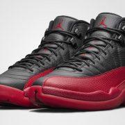 Nike Air Jordan 12 Flu Game