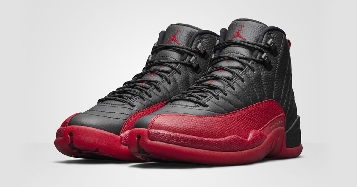59766d8fc142 Nike Air Jordan 12 Flu Game - Next Level Kickz