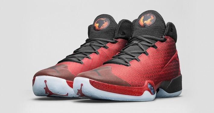Nike Air Jordan XXX Gym Red