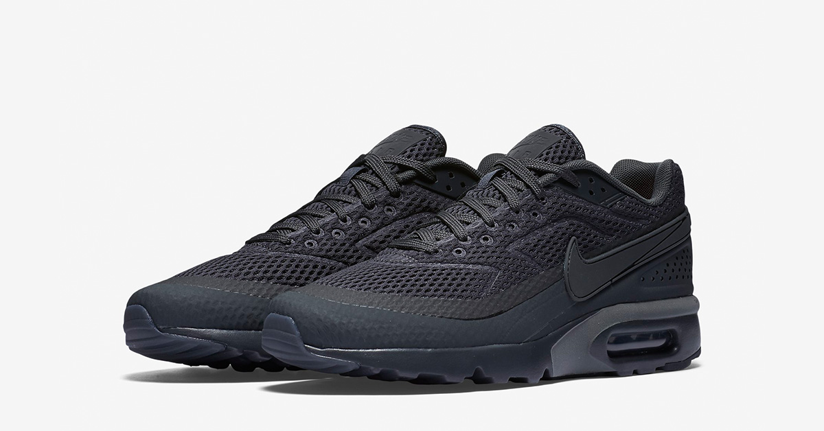 best sneakers 3d7cb c4c8d Nike Air Max BW Ultra Breathe Anthracite - Next Level Kickz