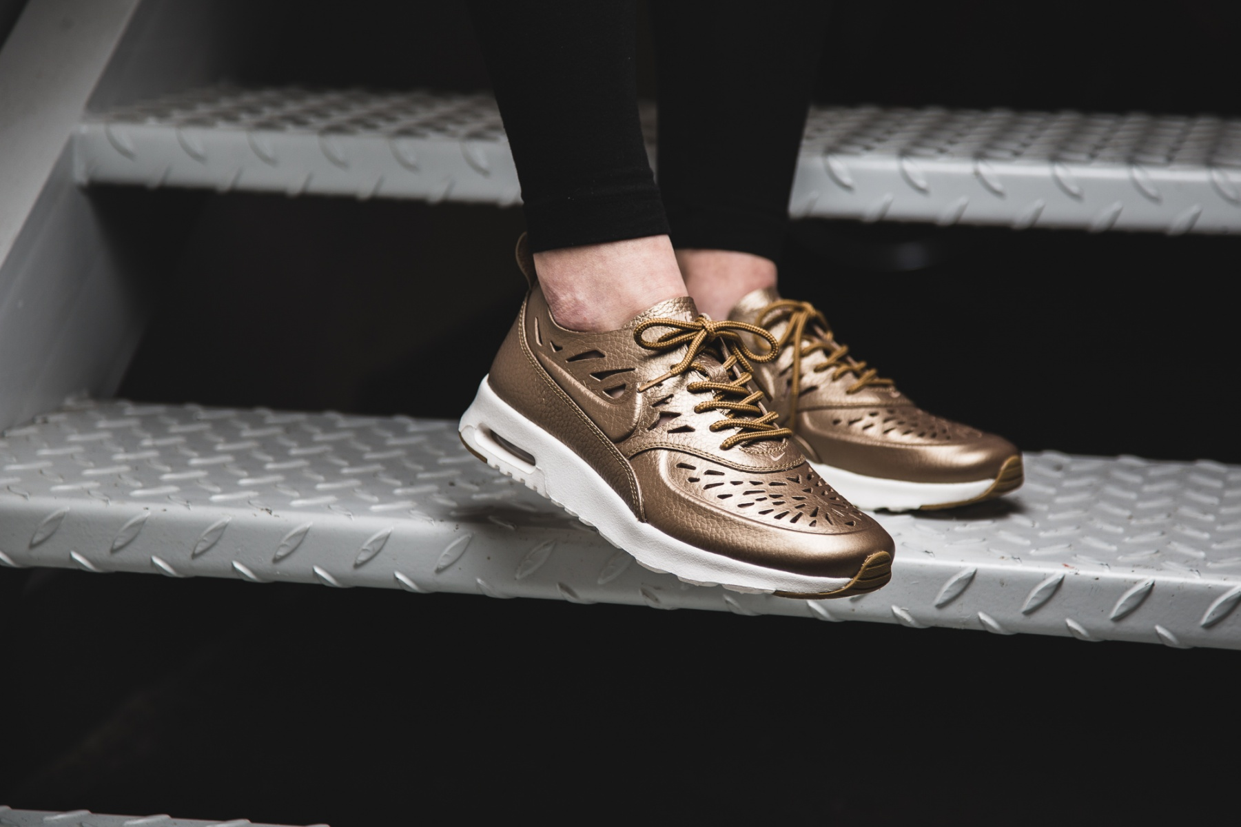 aeef02c059 Nike Air Max Thea Joli Gold - Next Level Kickz
