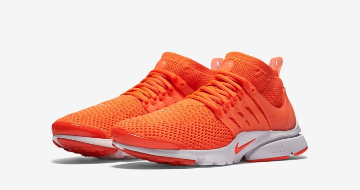 Nike Air Presto Ultra Flyknit Crimson