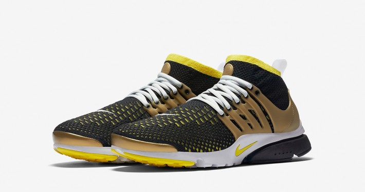 Nike Air Presto Ultra Flyknit Yellow Streak