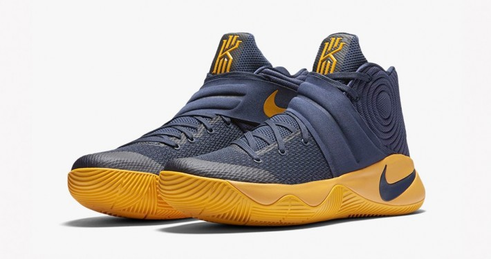 Nike Kyrie 2 On Court
