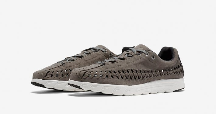 Nike Mayfly Woven Grey