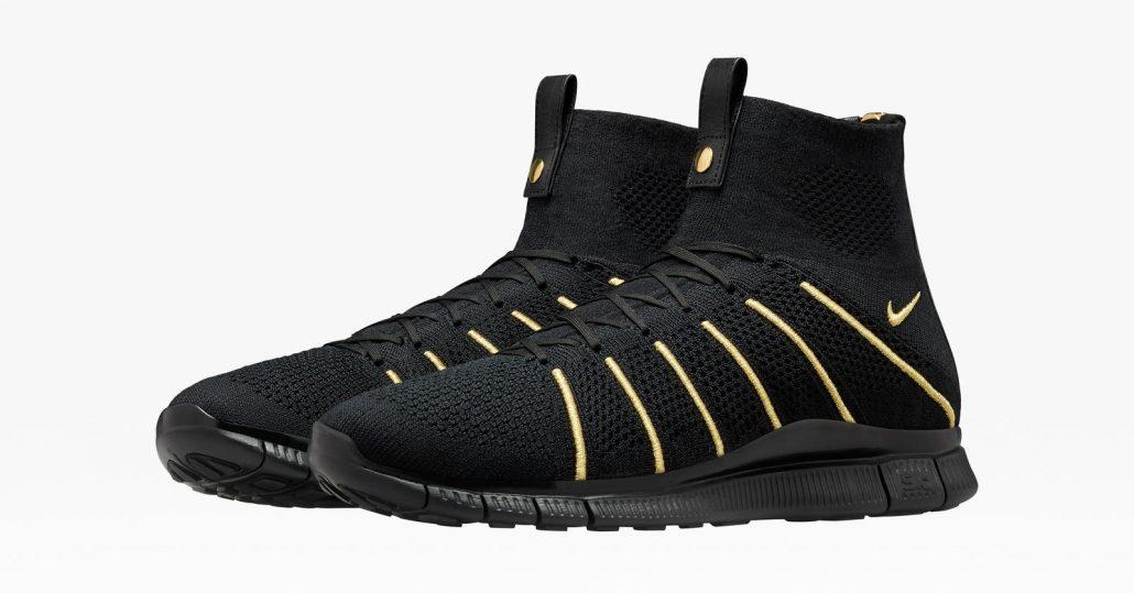 Olivier Rousteing x NikeLab Free Mercurial Flyknit