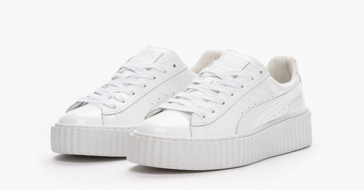 Rihanna x Puma Creeper White Glo - Next