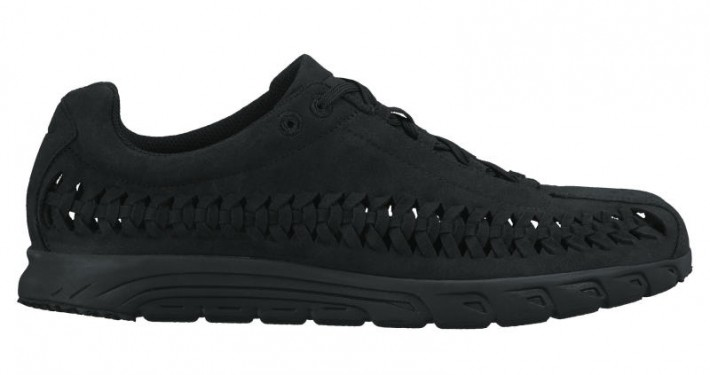 Nike Mayfly Woven Triple-Black