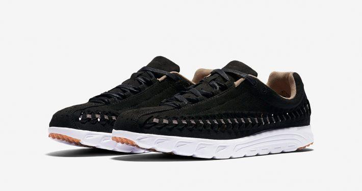 Women's Nike Mayfly Woven Black