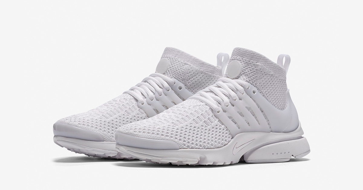 the best attitude 62cce 15c93 ... low cost nike air presto ultra flyknit white womens 8eb4a 46b1d