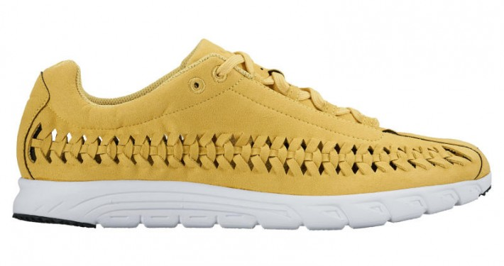 Nike Mayfly Woven Yellow