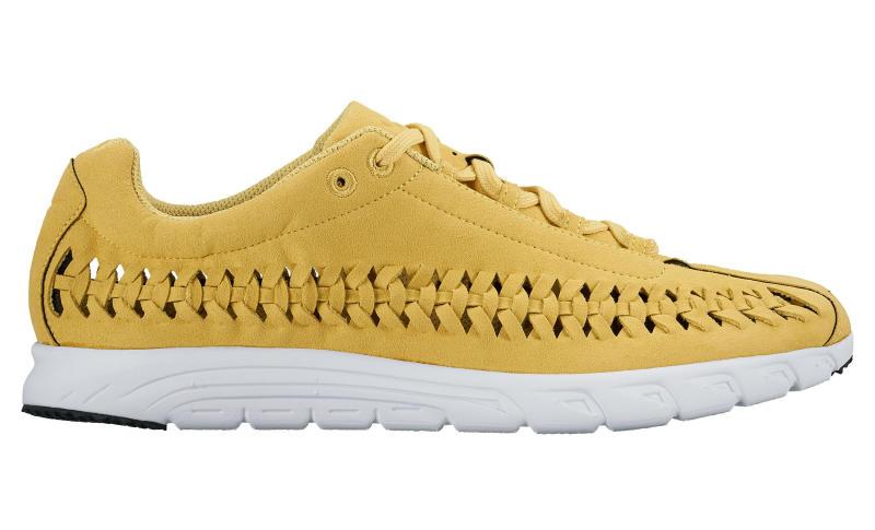 Nike Mayfly Woven Yellow - Next Level Kickz