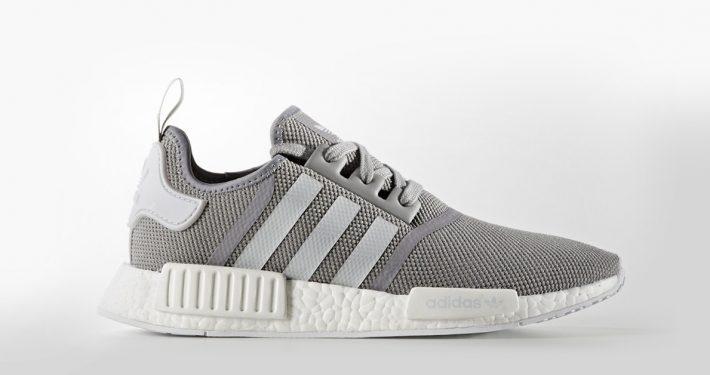 Adidas NMD R1 Charcoal Grey