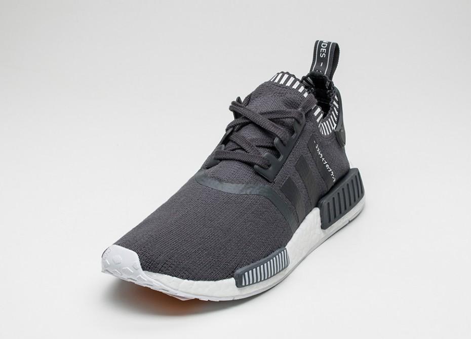 Adidas NMD R1 PK Solid Grey